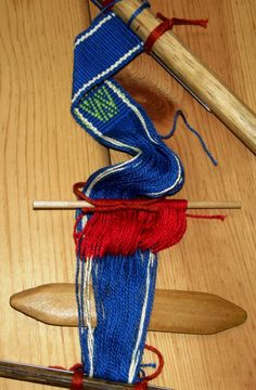 Backstrap Weaving-A tutorial and some terrific tiny projects.