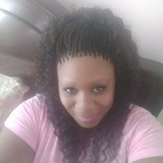 Small Box Braids W Curly Ends Small Size Box Braids By