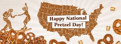The pretzel: a dance AND a yummy snack. Rock on!