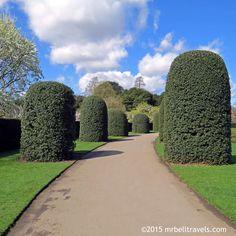 The Rose Garden at Kew Gardens London www.mrbelltravels.com