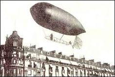 Resultado de imagen para dirigible 1900