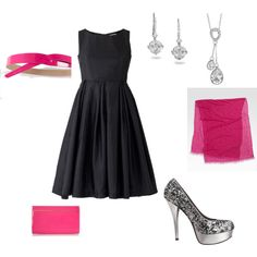 Black and Pink. What more can you ask for??! <3