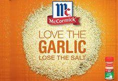 Love the Garlic, Lose the Salt Low Sodium Recipes Low Salt Recipes, Dash Diet Recipes, Low Sodium Recipes, Davita Recipes, Recipies, Kidney Friendly Foods, Kidney Foods, Low Sodium Diet, Sodium Intake