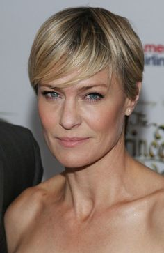 American Actress Robin Wright...
