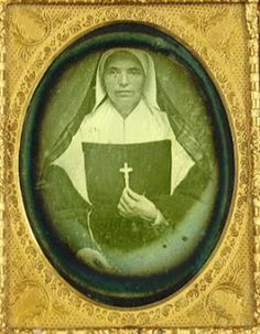 The 3rd of October is the feast day of Saint Théodore Guérin.  Saint Théodore Guérin lived between 1798 till 1856 and is also known as Saint Theodora. She was born in Etables, France near the end of the French revolution. From her youth she knew she wanted to be a nun, but delayed her entry into the vocation due to the depression her mother suffered after the murder of her father when she was 15 and the death of her two siblings.   #saintoftheday #saints #catholic #catholicsaints #saint
