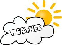 Weather ESL EFL Teaching Resources - This page offers enjoyable teaching activities about weather. There are activities to boost students' knowledge of weather vocabulary. There are also activities to help students practice describing the weather. Students can also learn how to ask and answer questions about the weather and use weather vocabulary and adjectives to give a weather report.