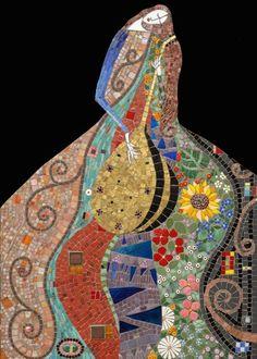Уникальная мозаичная живопись Ирины Шарни.   Оригинальное творчество талантливых и увлеченных людей