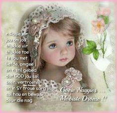 Birthday Qoutes, Good Night Blessings, Afrikaanse Quotes, Goeie Nag, Goeie More, Good Night Quotes, Special Quotes, Sleep Tight, Beautiful Pictures