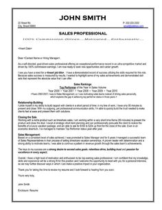 Sales Professional Resume Template | Premium Resume Samples U0026 Example