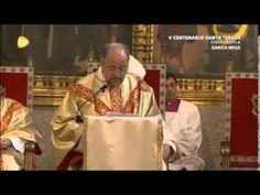 Papa Francisco a los Carmelitas el día del V Centenario de nacimiento de...