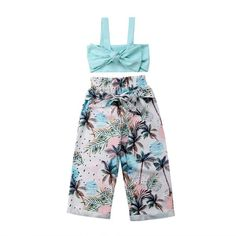 All Toddler Girl – Ever Bloom Baby Little Kid Fashion, Little Girl Outfits, Boy Outfits, Kids Fashion, Pants Outfits, Fashion Dolls, Girl Sleeves, Floral Pants, Kind Mode