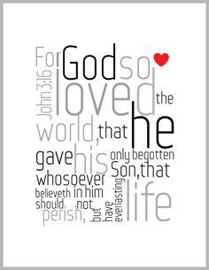 Life - John 3:16