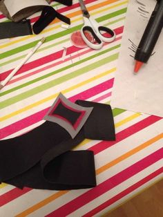 Black Widow Costume DIY (The Avengers) | we must be dreamers