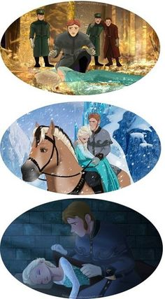 Hans & Elsa