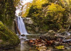 Casoca waterfall by Ovidiu Caragea on 500px