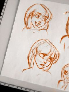 Handy Facial expression drawing Charts For practice14