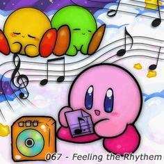 067 - Feeling the Rhythem by Mikoto-chan on deviantART