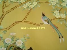 chinoiserie birds - Google Search