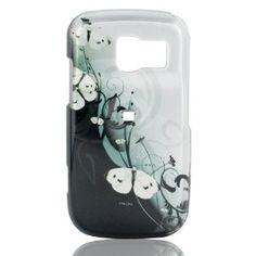 Talon Phone Shell for Pantech P7040 Link (Geisha Butterflies) (Wireless Phone Accessory)
