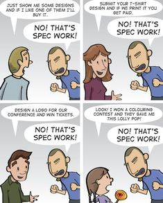 Funny Comics, Illustrations That Accurately Depict The Life Of A Designer
