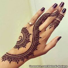 Mehndi or Henna is a paste that is bought in a cone shaped tube and is made into designs for men and women. like : http://www.Unomatch.com/Mehndi-designs/
