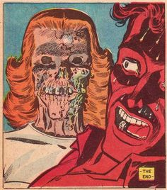 not so funny Johnny Craig EC Comics