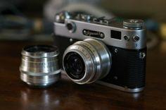 Zorki-5 Rangefinder Camera