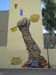 Books. The key to our soul und heart.