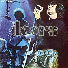 The Doors, Absolutely Live**** (1970): There are a couple of versions of this, and this review is about the original truncated version. However, I have read it hasn't been so much truncated as it was pieced together, but who knows. The fact remains that this is actually a nice recording that seems to capture the fire and fury and pure fantasy of the Doors' live performance. Considering it was the only live Doors album for a long time, that's not too bad. (6/19/14)
