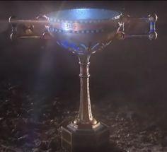 The Anubis Cup Original Prop
