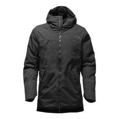 The North Face Men's Far Northern Waterproof Parka Coat