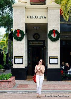 Vergina Restaurant in Naples Florida
