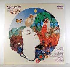 Mancini Plays The Theme From Love Story 1970 Vinyl LP (14.00 USD) by UniversalVinyl