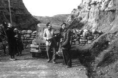 Ernest Hemingway en la guerra civil española