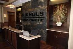 Chiropractic office design ideas