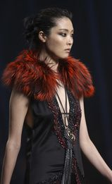 Roberto Cavalli AW 2014-15 inspired G.Levin / Touch of Flame 5