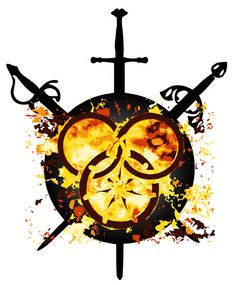 Wheel of Time by nattfrost on deviantART This needs the smiths hammer and the ashanderei with the heron sword