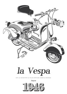 la vespa-1946