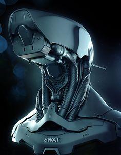 ArtStation - 520 robotic concept, by Ilya Shelementsev Devmod.More robots here.