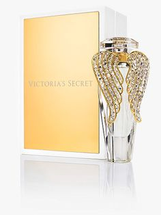 Heavenly Luxe Eau de Parfum Victoria $250 Victoria's Secret Heavenly goes limited-edition luxe with Swarovski® embellished wings inspired by the VS Fashion Show, all in a perfect keepsake box.