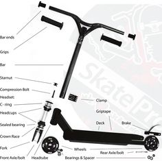 Scooter assembly