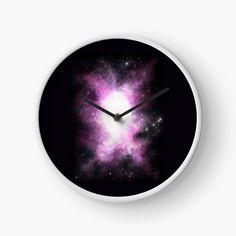 Modern Prints, Art Prints, Clock Icon, Galaxy 3, Quartz Clock Mechanism, Hand Coloring, Top Artists, My Arts, Icons