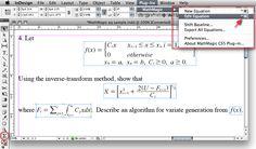 MathMagic Pro Edition 9.3.2 for Mac 破解版 – 公式编辑器 | Digit77.com | 海量精品Mac应用下载 | 高质量3D模型商店