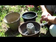 Древесная зола, как удобрение - YouTube