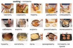 russian cooking vocabulary
