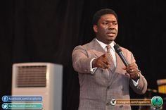 When faced with problems, look them straight in the eyes and confront them. @PstWoleSoetan #PlansToProsperYou