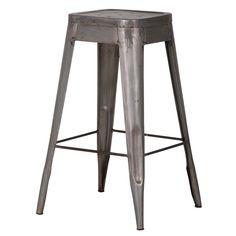 cottage industrial stools #36997