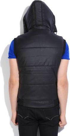 Fort Collins Sleeveless Solid Men's Jacket | Buy Fort Collins Sleeveless Solid Men's Jacket at Best Price in India | Flipkart.com