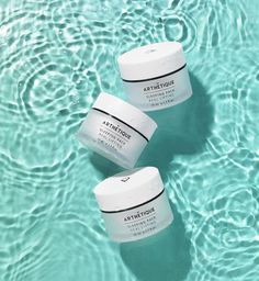 Give skin rest by moisturizing and nourishing.