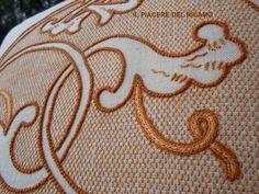 Il Piacere del ricamo: ricamo canusino